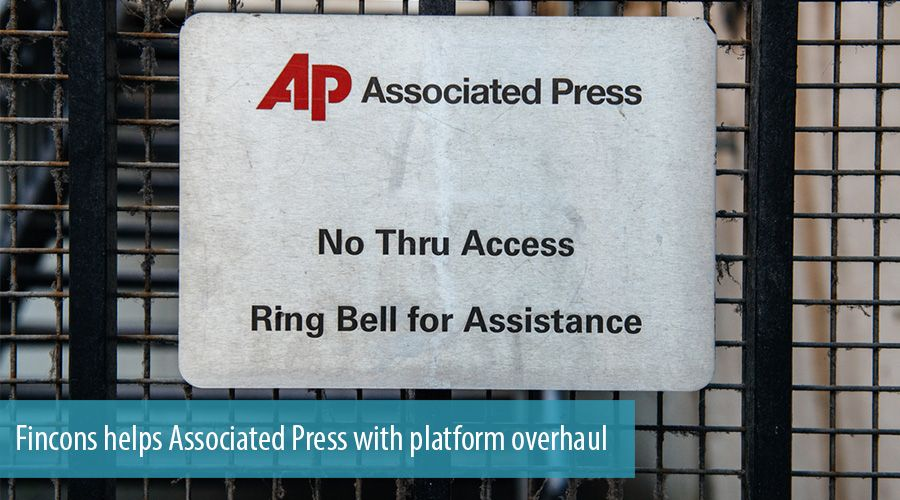 Fincons helps Associated Press with platform overhaul