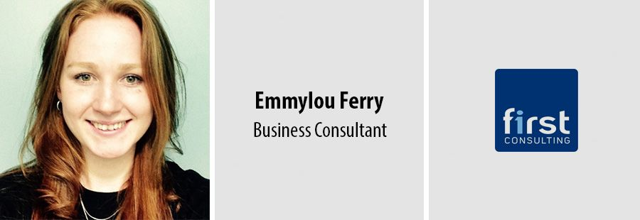 Emmylou Ferry, Business Consultant - First Consulting
