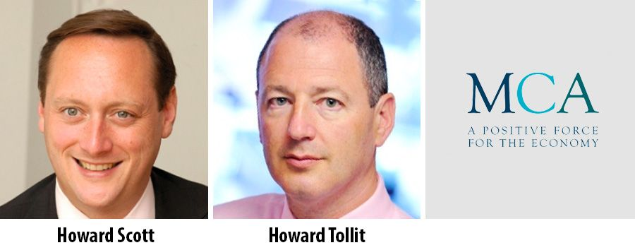 Howard Scott and Howard Tollit, MCA