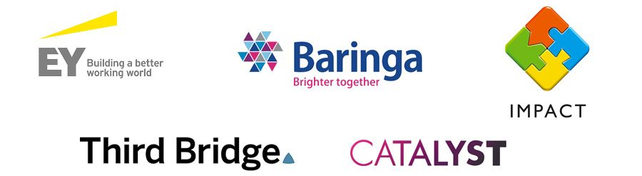EY, Baringa, Impact, Third Bridge, Catalyst Development