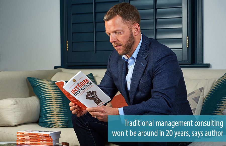 Traditional management consulting won't be around in 20 years, says author