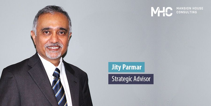Jity Parmar, Strategic Advisor - Mansion House Consulting