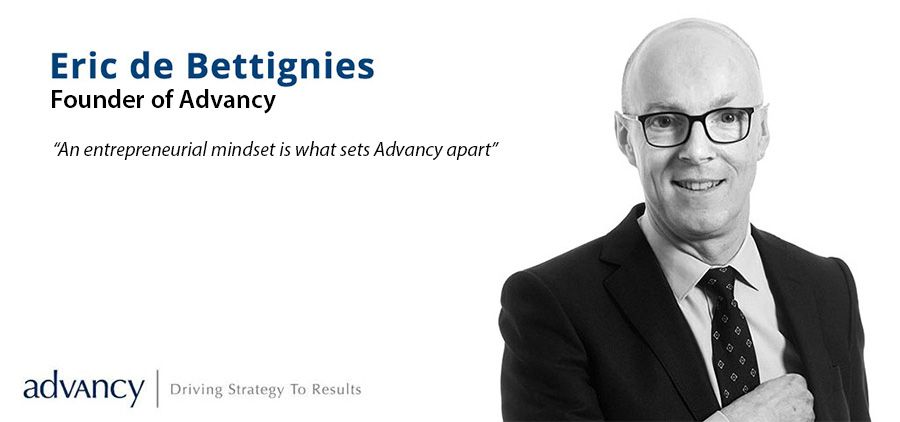 Eric de Bettignies, Founder of Advancy