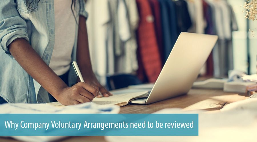 Why Company Voluntary Arrangements need to be reviewed