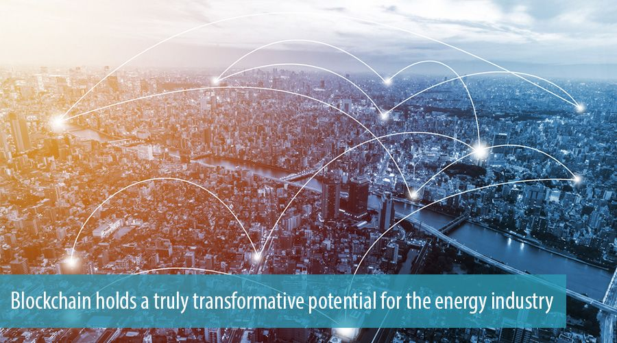 Blockchain holds a truly transformative potential for the energy industry