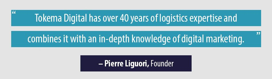 Quote Pierre Liguori, Founder