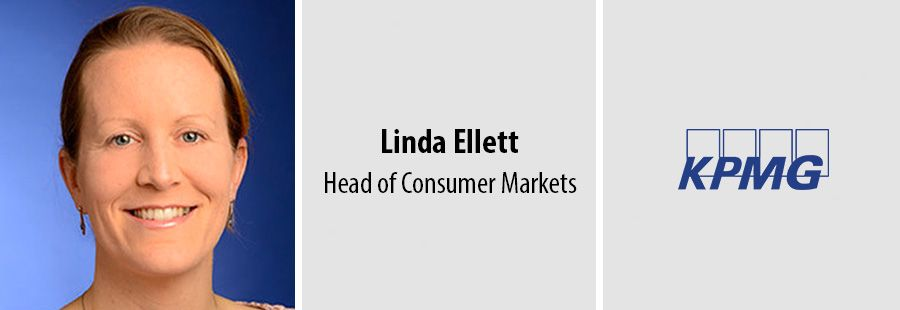 Linda Ellett, Head of Consumer Markets - KPMG