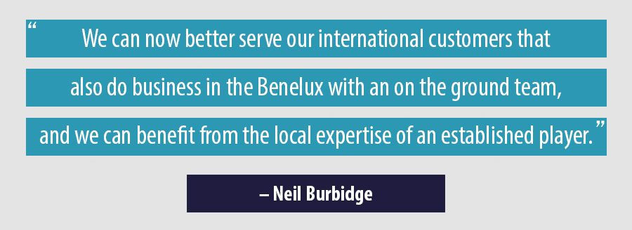 Quote Neil Burbidge