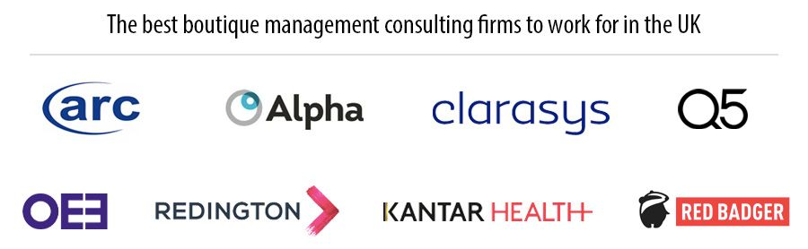 The best boutique management consulting firms