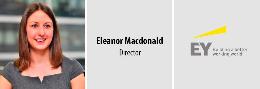 Eleanor Macdonald, Director in Tax Technology and Transformation - EY Birmingham
