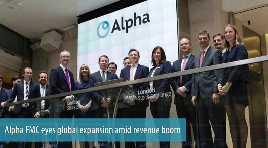 Alpha FMC eyes global expansion amid revenue boom