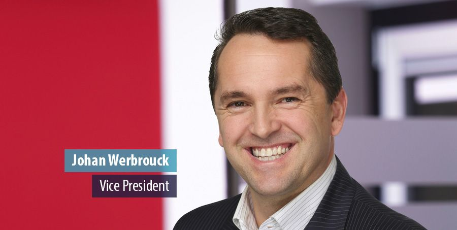 Johan Werbrouck, Vice President Private Equity EMEA, RGP