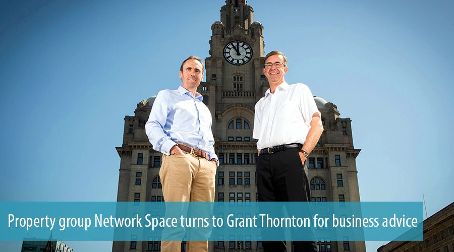 Property group Network Space turns to Grant Thornton for business advice