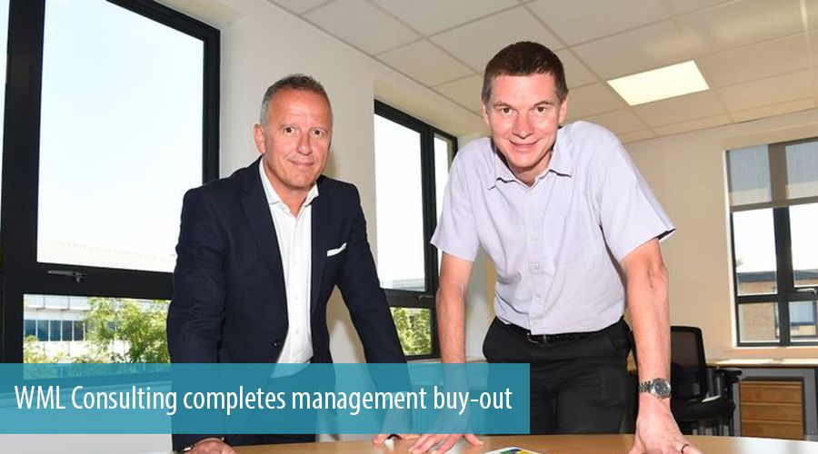 WML Consulting completes management buy-out