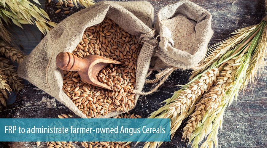 FRP to administrate farmer-owned Angus Cereals
