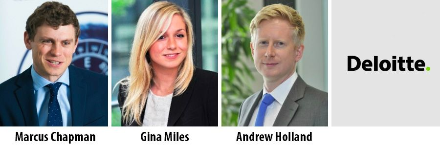 Deloitte South West appoints new Partner and two Directors