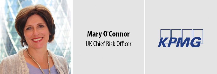 KPMG appoints Mary O'Connor as new UK risk leader
