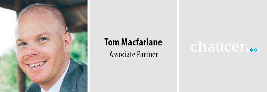 Tom Macfarlane joins Life Sciences arm of management consultancy Chaucer