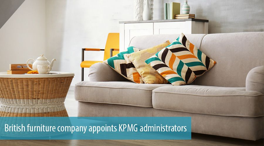 British furniture company appoints KPMG administrators