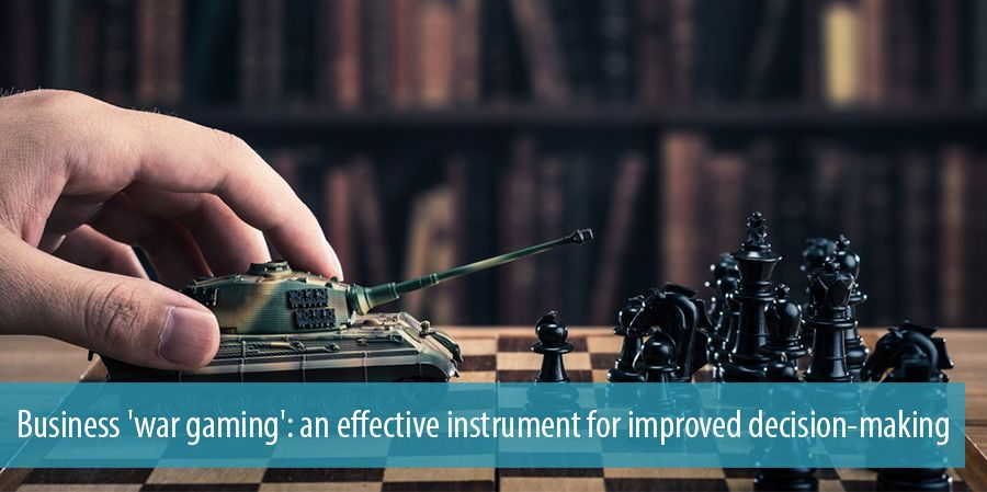 Business 'war gaming': an effective instrument for improved decision-making