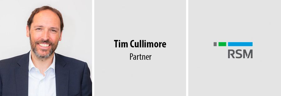 Tim Cullimore joins RSM's Technology and Management Consulting arm