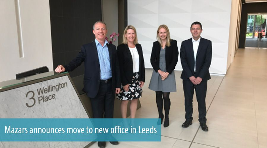 Mazars announces move to new office in Leeds