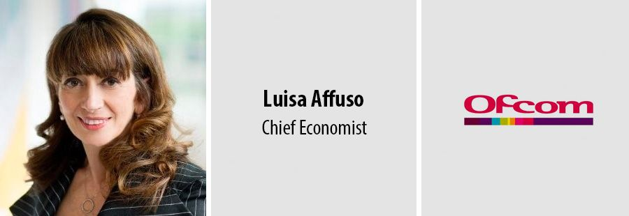 PwC's Luisa Affuso named Chief Economist of Ofcom