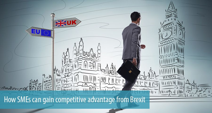 How SMEs can gain competitive advantage from Brexit
