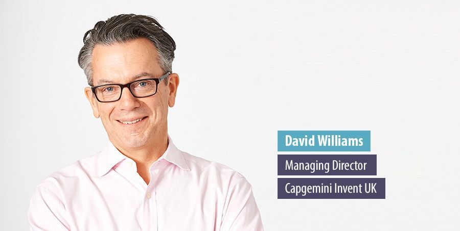 David Williams - Managing Director Capgemini Invent UK
