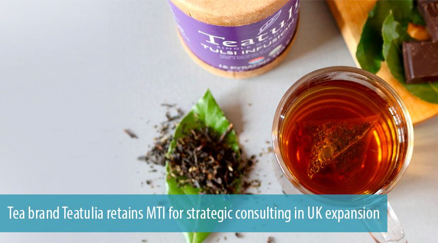Tea brand Teatulia retains MTI for strategic consulting in UK expansion