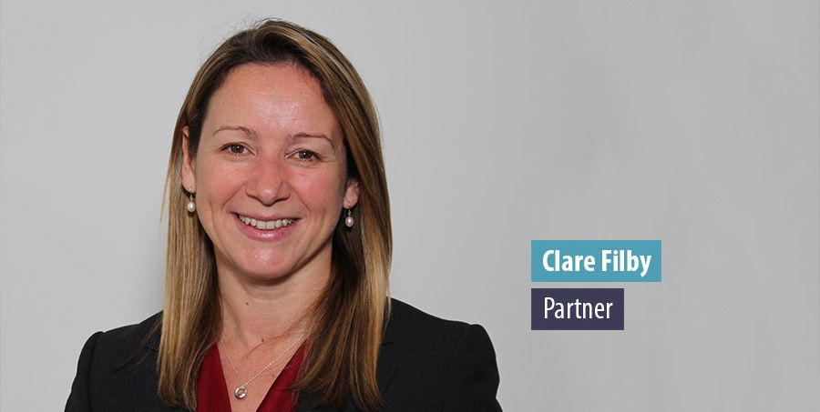 Elixirr Partner Clare Filby on how getting ahead is a two-way street