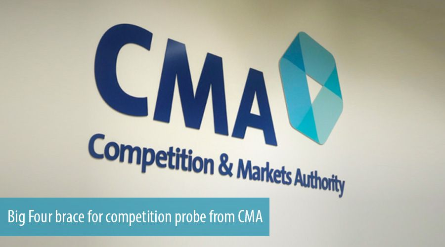 Big Four brace for competition probe from CMA