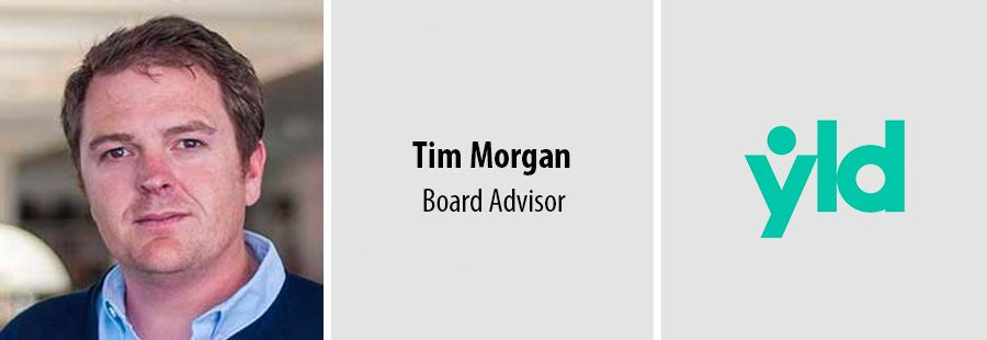 Tim Morgan joins software consultancy YLD as Board Advisor