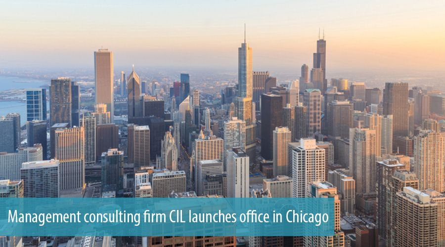 Management consulting firm CIL launches office in Chicago