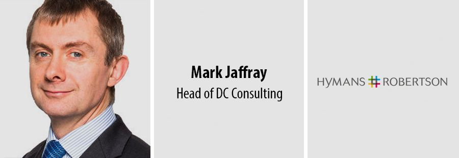 Hymans Robertson promotes Mark Jaffray to Head of DC consulting