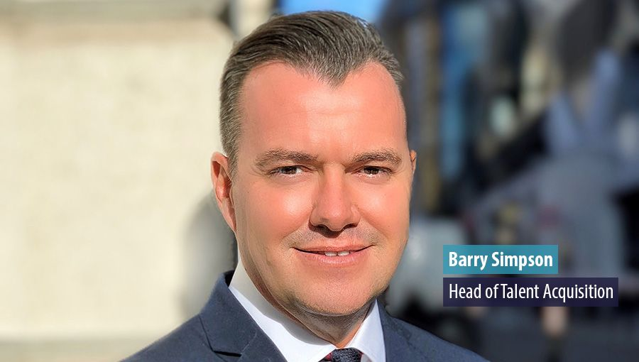 MHC appoints Barry Simpson as new Head of Talent Acquisition