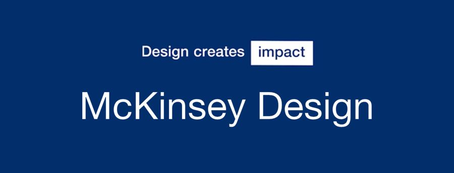 Consulting firm McKinsey launches new arm for design services