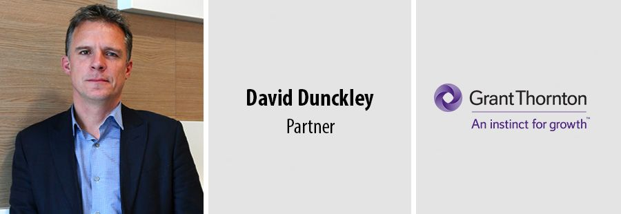 David Dunckley emerges as next in line for Grant Thornton UK top job