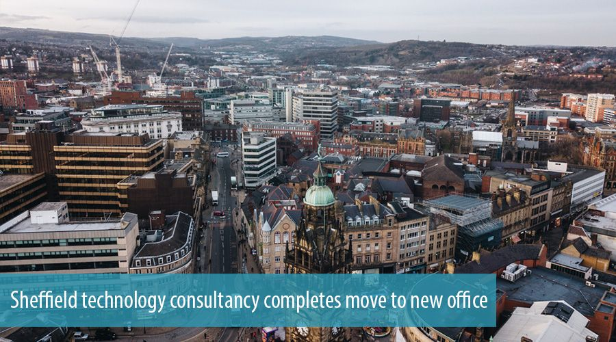 Sheffield technology consultancy completes move to new office