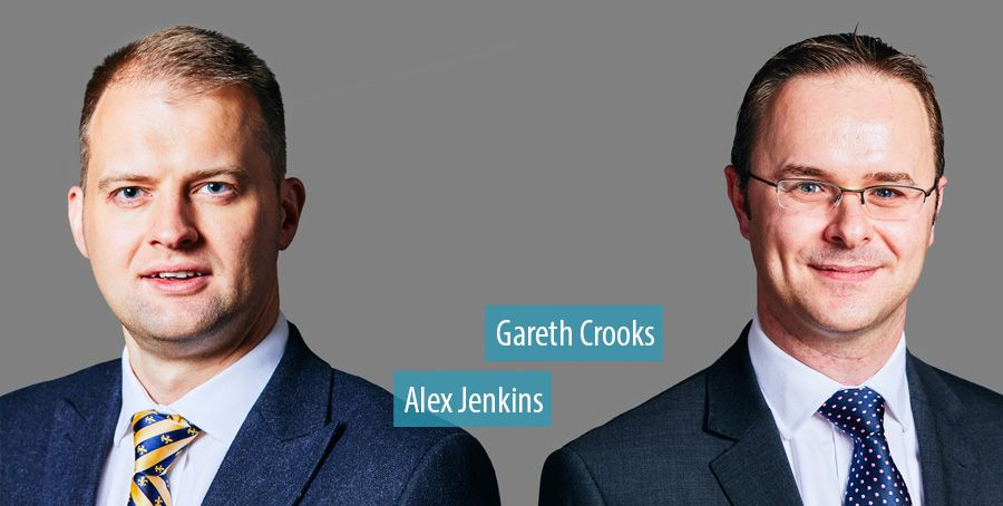 Alex Jenkins and Gareth Crooks join A&M Taxand in UK