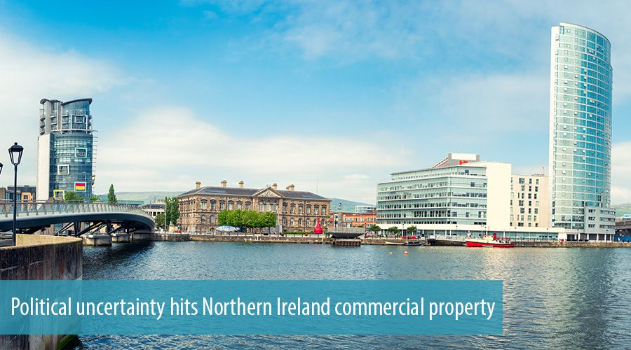 Political uncertainty hits Northern Ireland commercial property