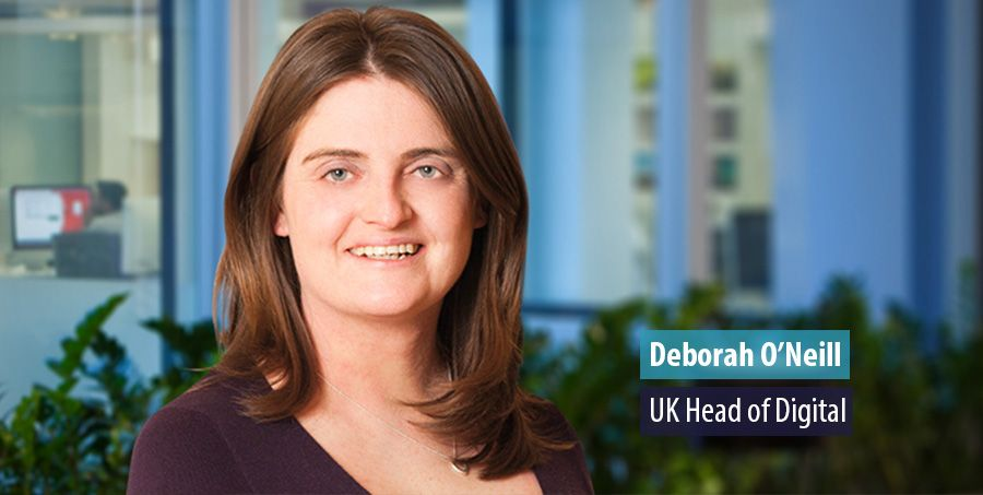 Deborah O'Neill takes lead of Oliver Wyman's UK Digital wing