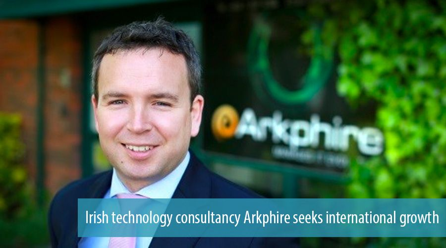 Irish technology consultancy Arkphire seeks international growth