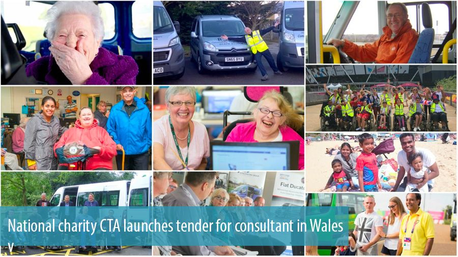 National charity CTA launches tender for consultant in Wales