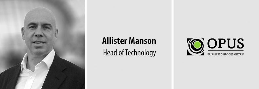 Opus brings Allister Manson on board to spearhead technology wing