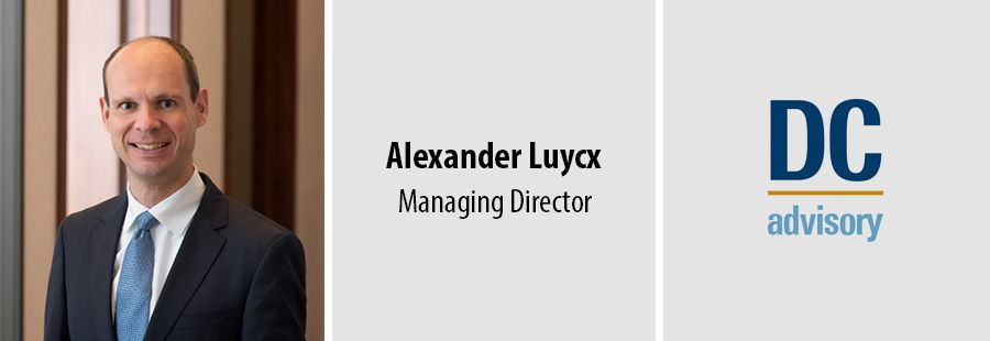 Alexander Luycx joins M&A firm DC Advisory in London