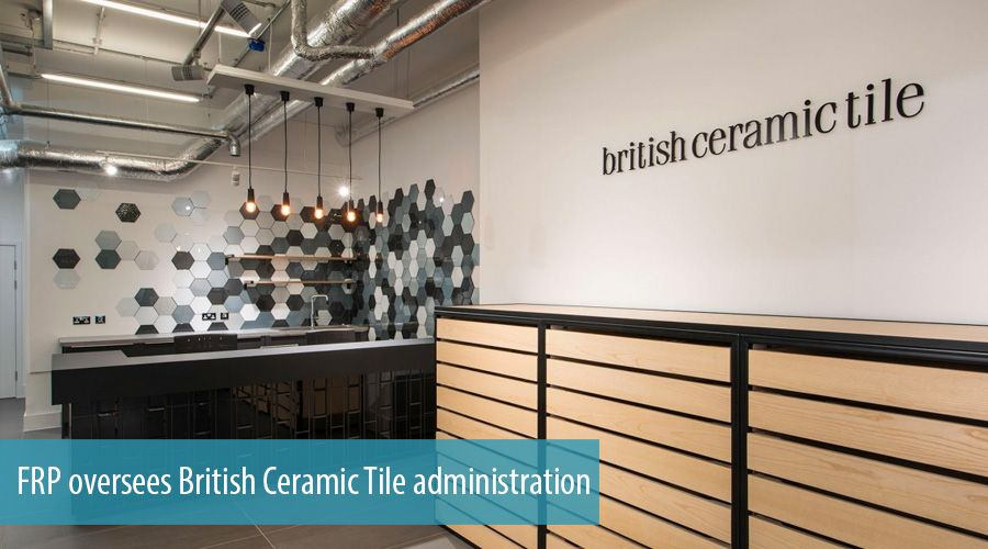 FRP oversees British Ceramic Tile administration