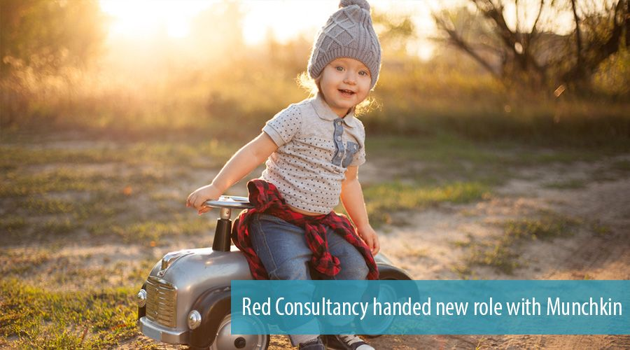Red Consultancy handed new role with Munchkin