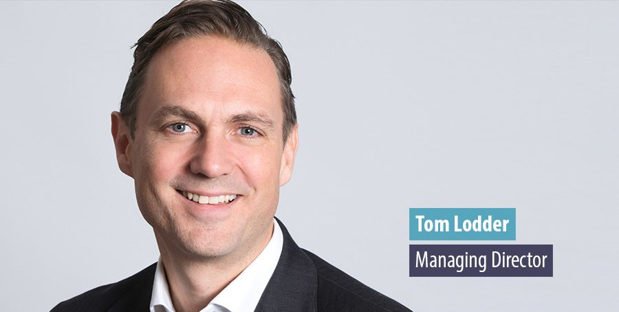 A&O Consulting appoints Tom Lodder Managing Director