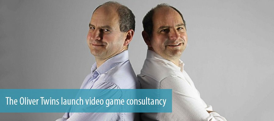 The Oliver Twins launch video game consultancy